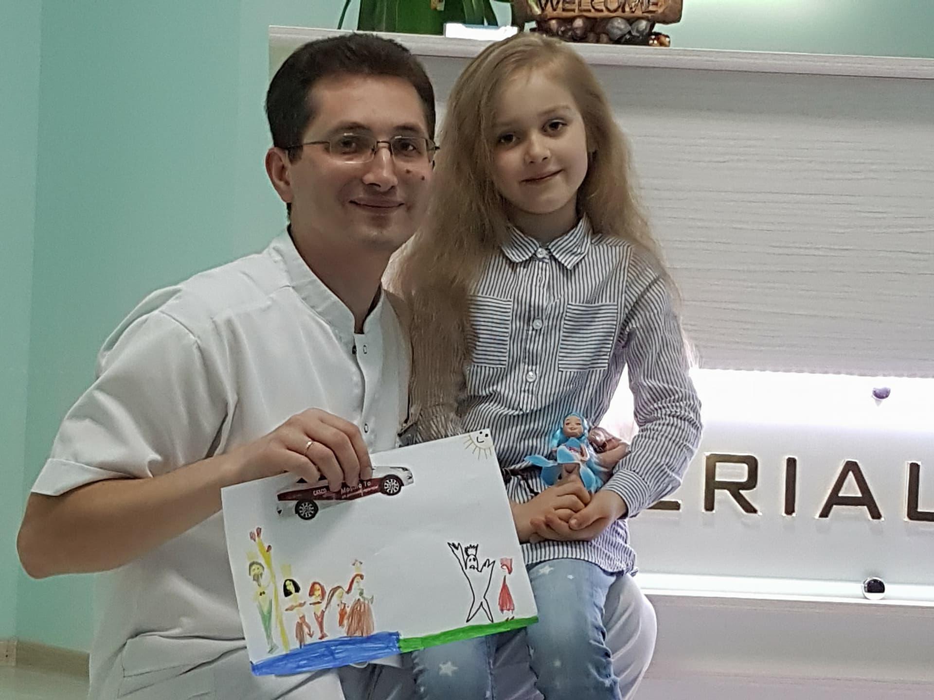 Stomatolog bun pentru copii