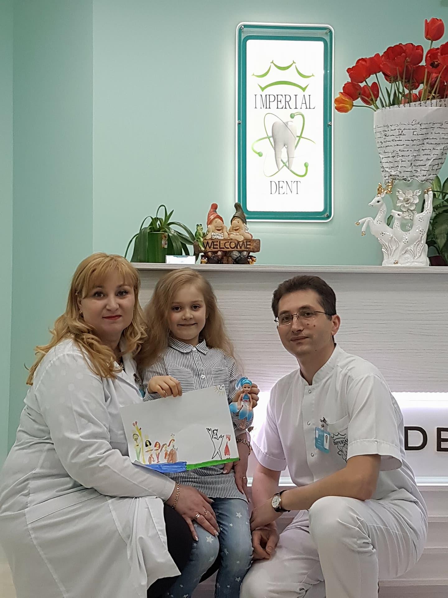 Stomatoligie pentru copii Chişinău