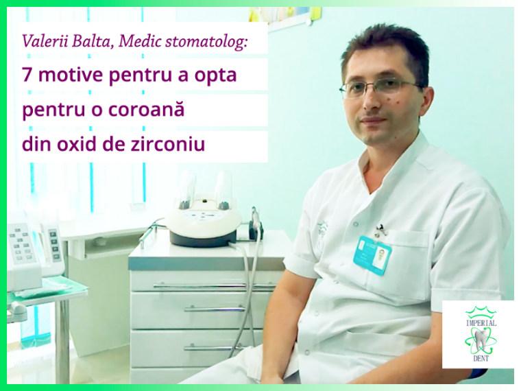 Valerii Balta - stomatolog