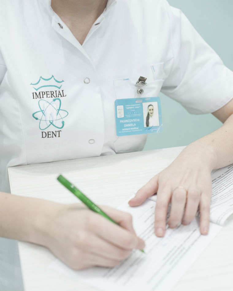 clinica de stomatologie Botanica