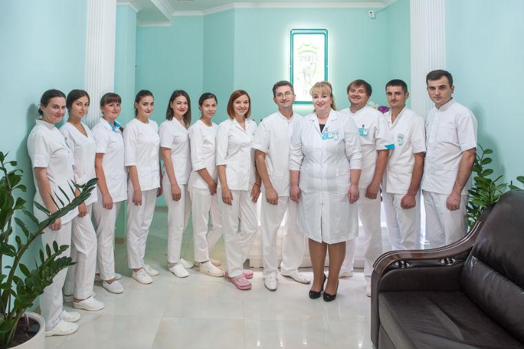 clinica stomatologica Chisinau